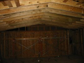 Rework Garage Trusses
