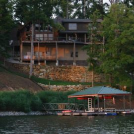 Smith Residence – Lake Keowee 2005
