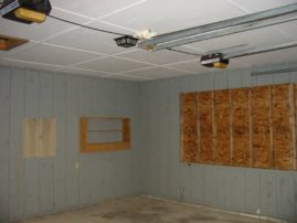 Before - Garage