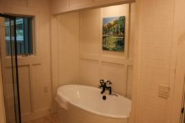 After - Master Tub