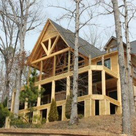 Cote Residence – Remodel Lake Keowee